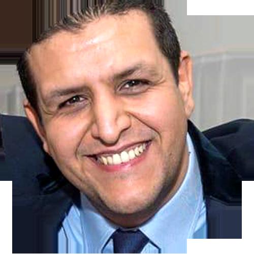 Rudy BARANES - Président du laboratoire Ellipse Dentale